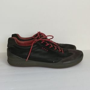 Ecco Biom Low Top Lace Up Comfort Sneakers Size 46